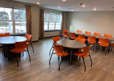Orange Community Room 2